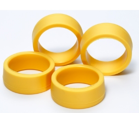 타미야,95205,TAMIYA, Low Profile Offset Hard Yellow
